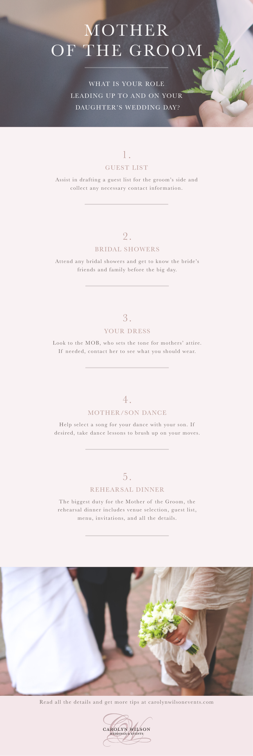 San Francisco Wedding Coordination | Carolyn Wilson